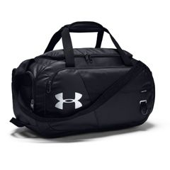 Torba UNDER ARMOUR r XS Undeniable 4.0 Czarna 30L