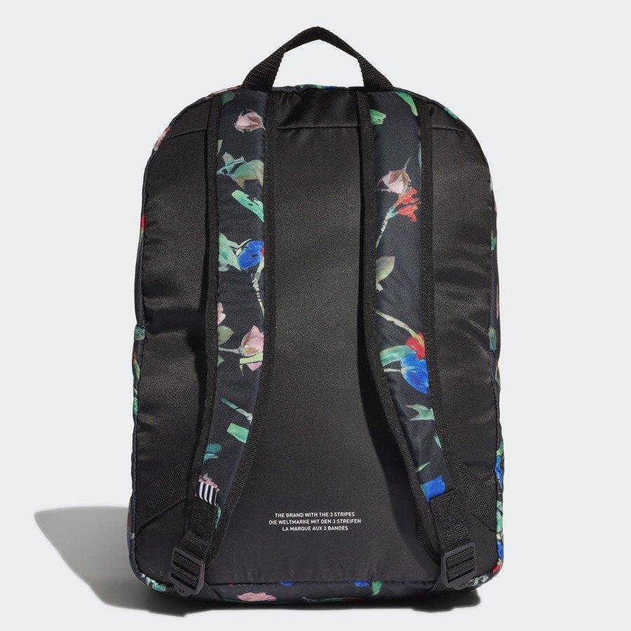 Najlepiej najtańszy rozsądna cena Plecak adidas SZKOLNY Sportowy Classic KWIATY
