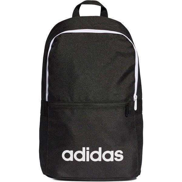 styl mody klasyczny styl buty sportowe ADIDAS Plecak szkolny sportowy Linear Classic Daily CZARNY