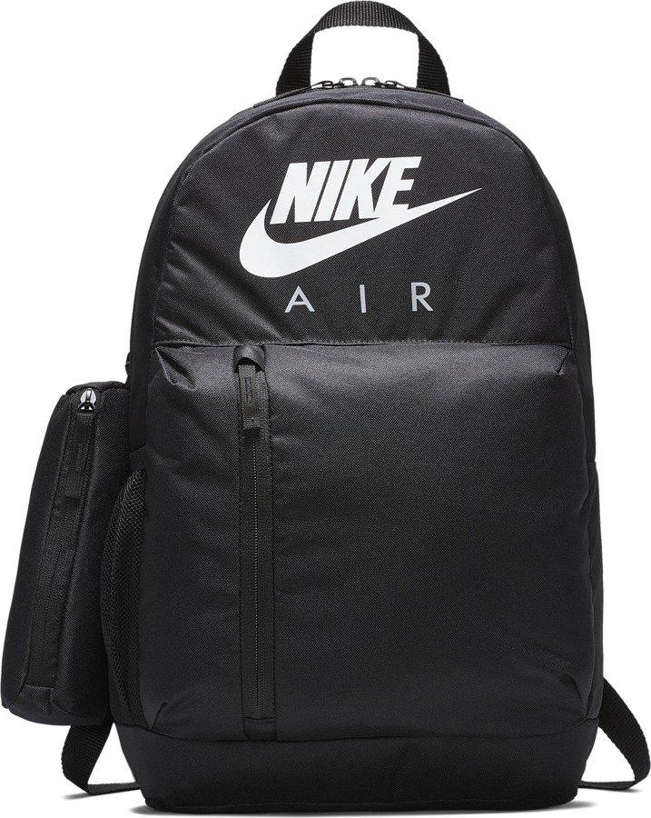 767967fa8f66 NIKE AIR Plecak szkolny Elemental Sportowy CZARNY