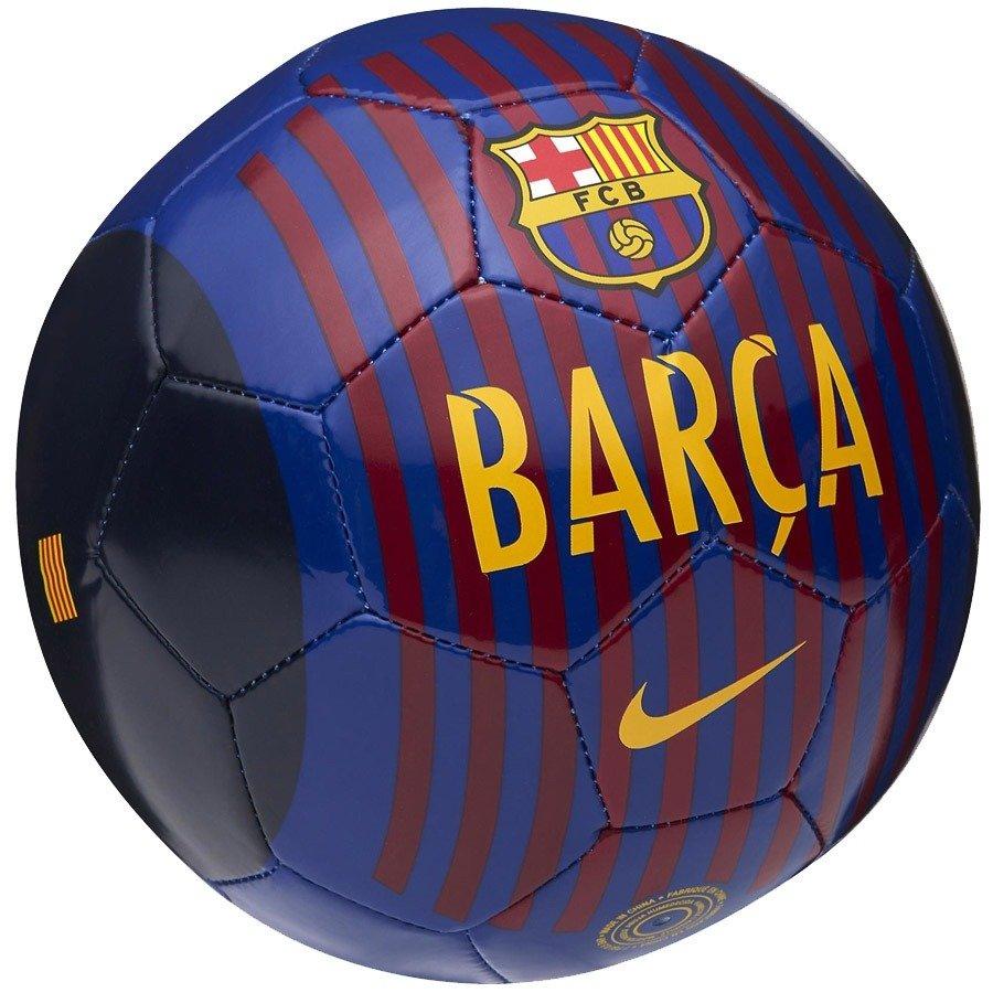1c415b5d3 NIKE Piłka nożna FC BARCELONA NK SKLS-SP19 r 1 BARCA MINI ...