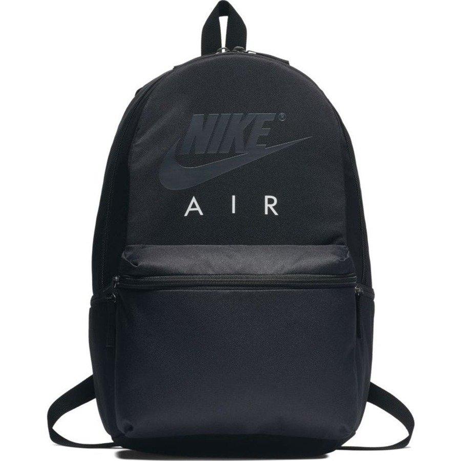 07ef9df5eec03 NIKE Plecak szkolny AIR Sportowy Miejski BA5777-010 czarny Kliknij