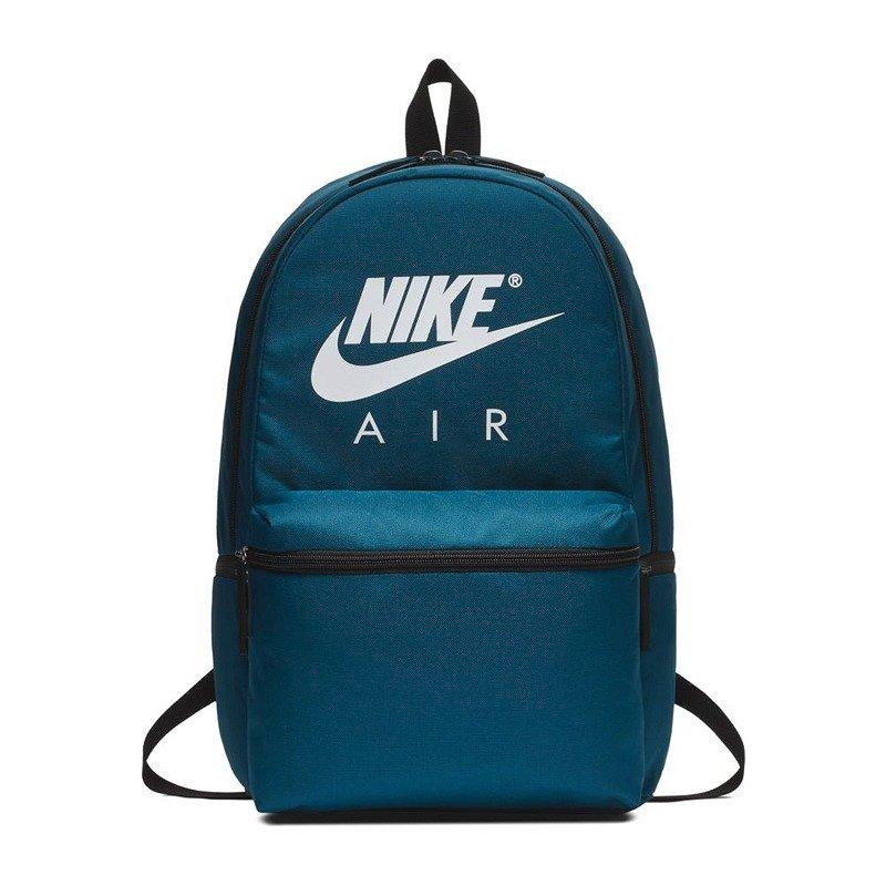 ce9f7a7c7d685 NIKE Plecak szkolny AIR Sportowy Miejski BA5777-410 Kliknij