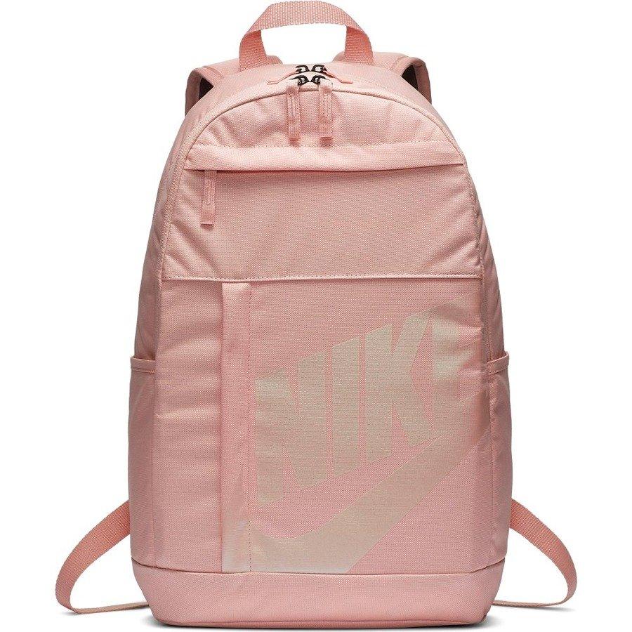 style mody szybka dostawa najniższa cena Plecak szkolny NIKE Miejski ELEMENTAL 2.0 Różowy