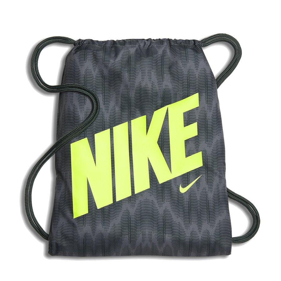 o rozsądnej cenie bliżej na nowy produkt Worek szkolny sportowy NIKE Graphic Gymsack Na buty i odzież