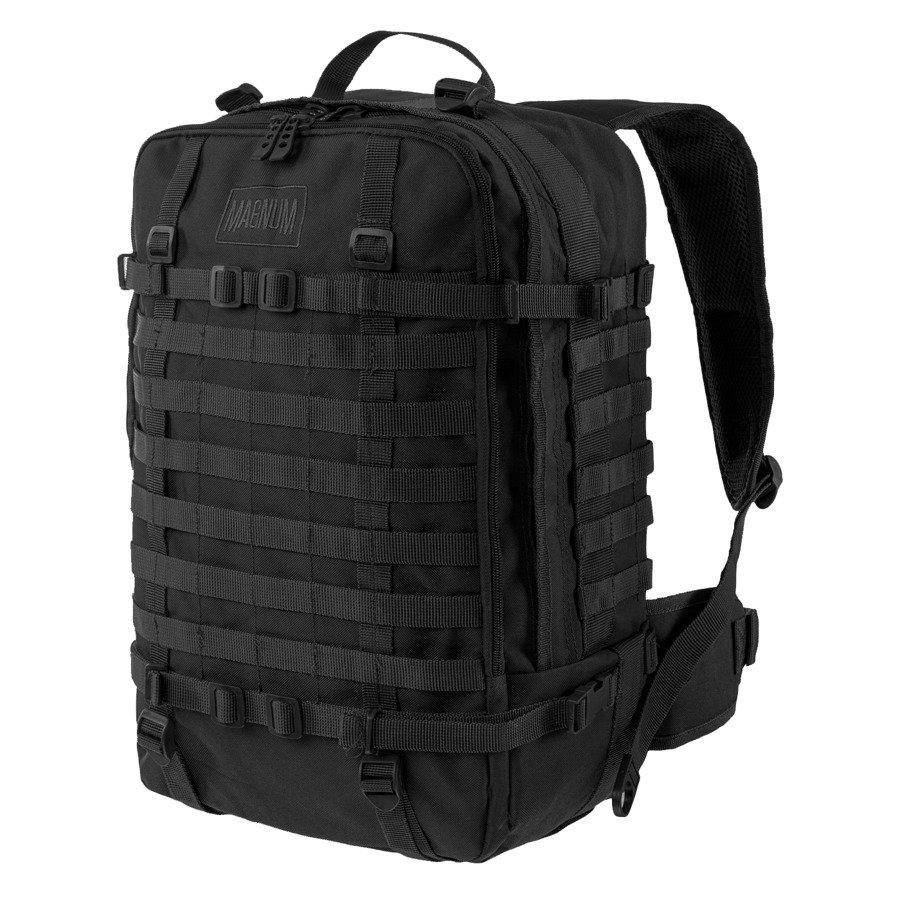 nowe wydanie lepszy fabrycznie autentyczne Plecak sportowy taktyczny MAGNUM TAIGA 45L TAJGA WOJSKOWY Czarny